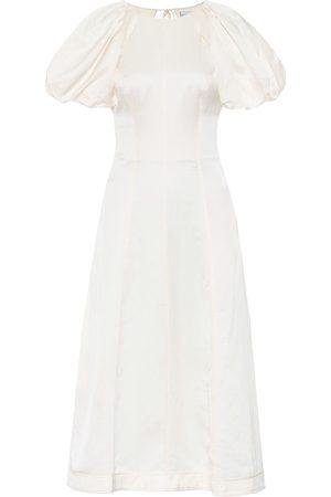 Rebecca Vallance Vestido midi Aimee
