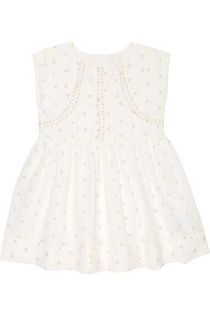 BONPOINT Vestido Fiana de algodón floral