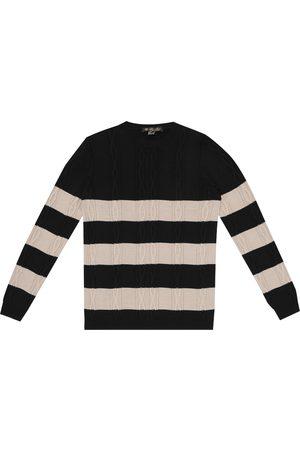 Loro Piana Jersey de algodón y seda