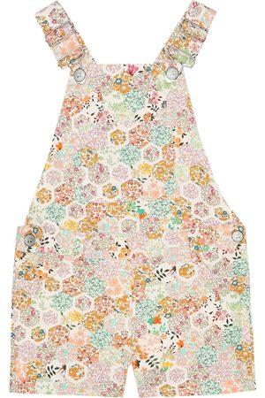 BONPOINT Mono Saga de algodón floral Liberty