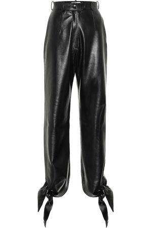 Matériel Tbilisi Pantalones de piel sintética