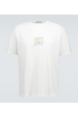 OUR LEGACY Camiseta New Box Peace Flyer