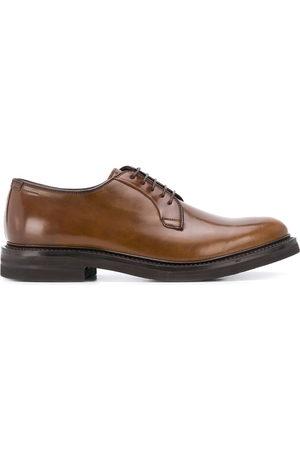 Brunello Cucinelli Zapatos derby Cordovan