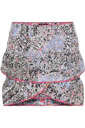 Isabel Marant Minifalda Fanulia mezcla de algodón