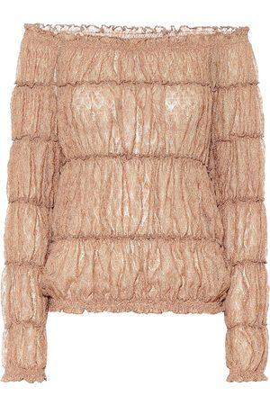 Missoni Blusa con hombros descubiertos