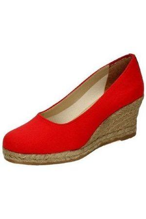 Torres Alpargatas Zapatos cuÑa esparto para mujer