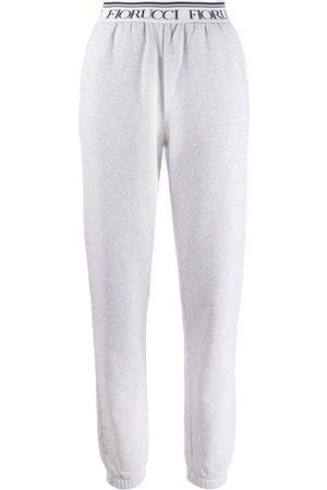 Fiorucci Pantalones de chándal con logo