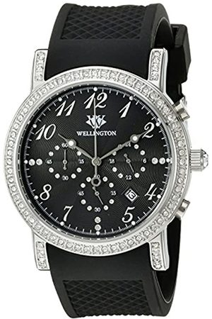 Daniel Wellington Fairlie WN504-122 - Reloj analógico de Cuarzo para Mujer con Correa de Silicona