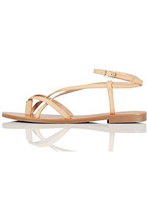 FIND #_ Innis-s-17 Sandalias de Gladiador