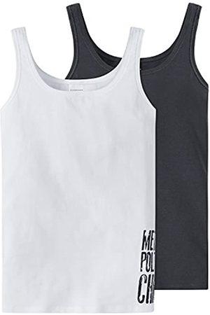 Schiesser Multipack 2Pack Tops Camiseta de Tirantes