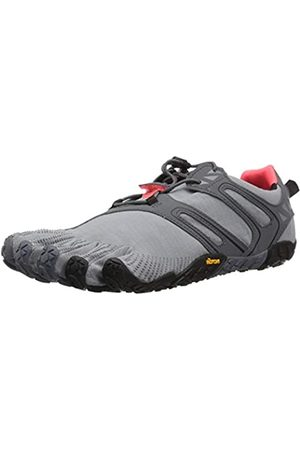 Vibram V-Trail, Zapatillas para Mujer, (Grey/Black/Orange 17w6906)