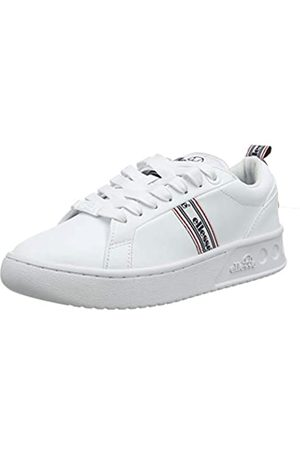 Ellesse Mezzaluna TP, Zapatillas para Mujer, (White/White White/White)