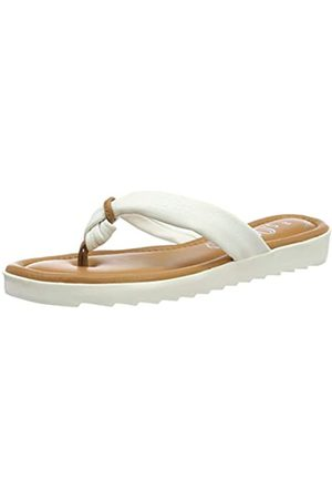 s.Oliver 5-5-27116-32, Mules para Mujer, (White 100)