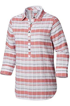Columbia Summer Ease Popover Tunic - Camisa para Mujer, Mujer, 1837181