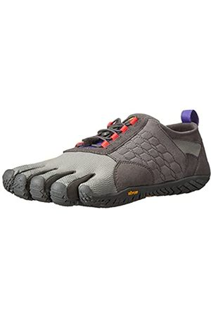 Vibram Vibram Five Fingers Trek Ascent, Zapatillas de Deporte Exterior Mujer, (Grey/black)
