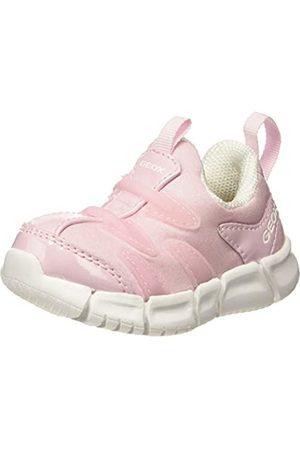 Geox B FLEXYPER Girl C, Zapatillas para Bebés, Pink (Pink C8004)