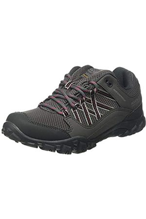 Regatta Edgepoint III' Waterproof Walking Shoes, Zapatillas de Senderismo para Mujer, (Granit/Duchess 805)