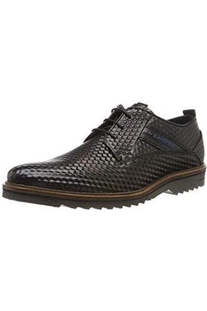 Daniel Hechter 812754021100, Zapatos de Cordones Derby para Hombre, (Dark Brown 6100)