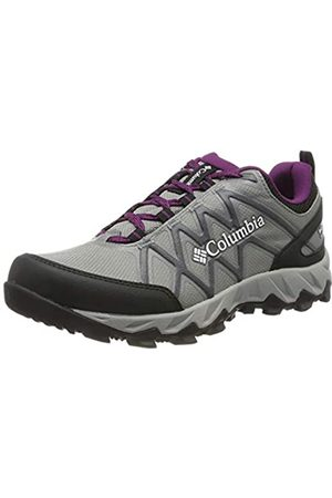Columbia Peakfreak X2 Mid Outdry, Zapatos de Senderismo para Mujer, (Monument, Wild 036)
