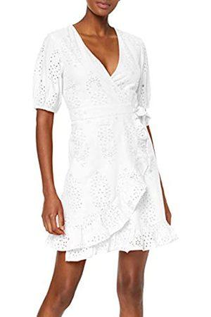FIND Marca Amazon - MDR 40985 W Dresses, (Bright White)