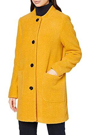 Daniel Hechter Fluffy Wool Coat Abrigo