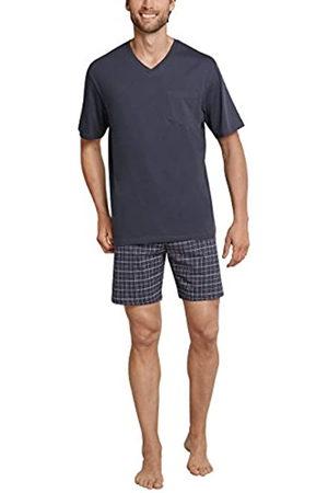Schiesser Schlafanzug Kurz (V-Ausschnitt)' Conjuntos de Pijama