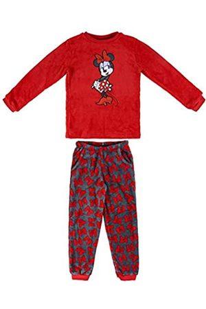 Artesanía Cerdá Pijama Largo Coral Minnie Conjuntos