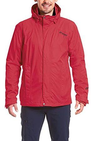 Maier Sports Chaqueta Funcional Packaway Metor M para Hombre, PES 100%, en 22 Tallas, Impermeable y Transpirable, Hombre
