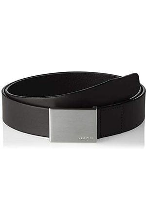 Calvin Klein Formal Plaque Belt 3.5cm Cinturón