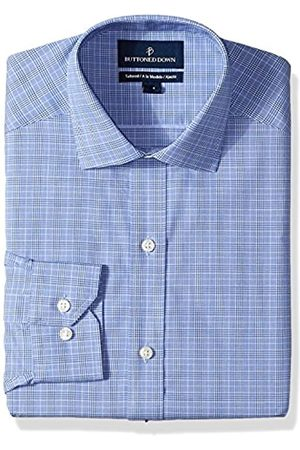 Buttoned Down Tailored Fit Pattern Camisa