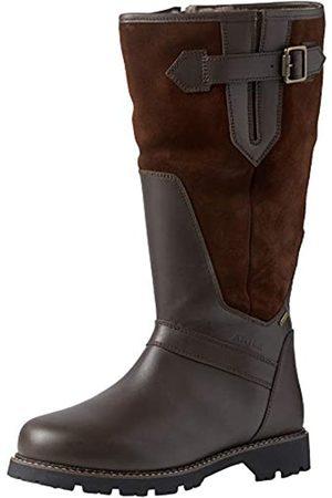 Aigle Parfield Fur Gore-Tex, Botines hípicos para Hombre, (Brown)