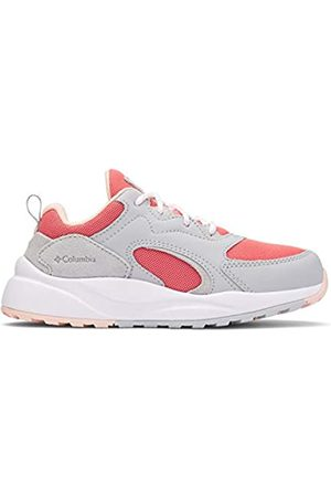 Columbia Youth Pivot, Sneaker Unisex Niños, (Coral Bloom/Blush Rose 692)