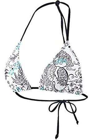 Beco Top de triángulo para Mujer, con Almohadillas extraíbles, Adecuado como Bikini de Copa B o C, Mujer, 36150