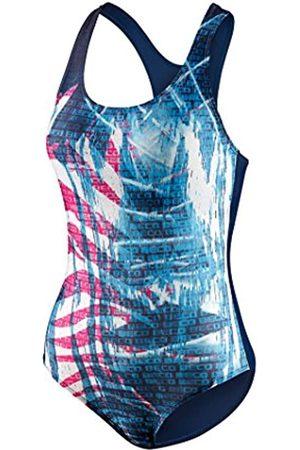 Beco – Bañador para Mujer MAX Power Bañador Multicolor badenazug, Mujer, 6758