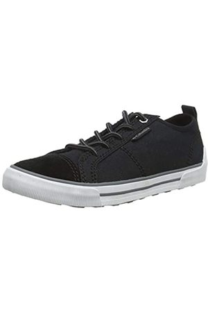 Columbia Goodlife™ Lace, Zapatillas Casual para Mujer, (Black, Ti Grey Steel)