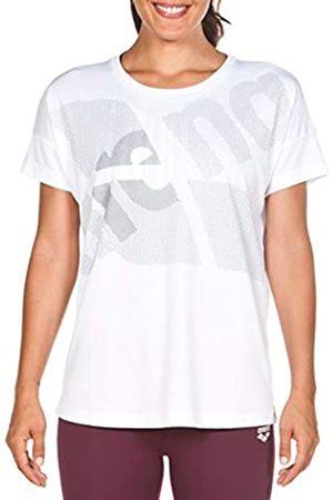Arena W S/S Camiseta Mujer Gym Short Sleeve
