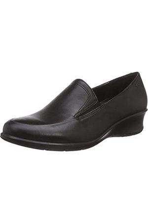Ecco Felicia, Zapatillas Bajas para Mujer, (Black 1001)