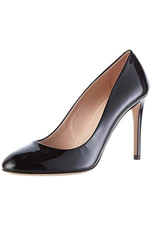 HUGO BOSS Allison Pump90-p, Zapatos de Tacón para Mujer, (Black 001)