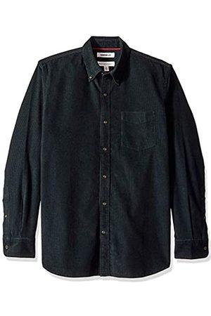 Goodthreads Marca Amazon – – Camisa de pana de corte estándar de manga larga para hombre