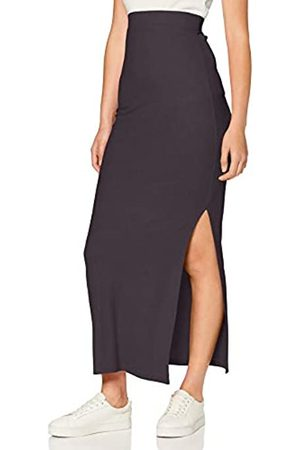 MERAKI Marca Amazon - Falda Maxi Slim Fit Mujer