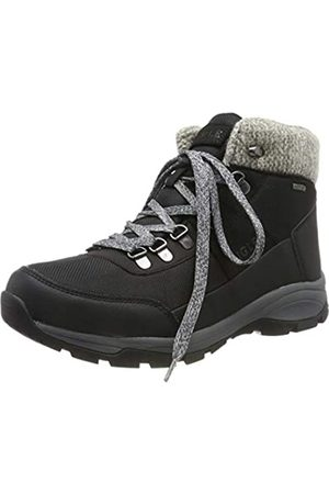 Aigle Vedur Warm W, Zapatos de High Rise Senderismo para Mujer, (Black 001)