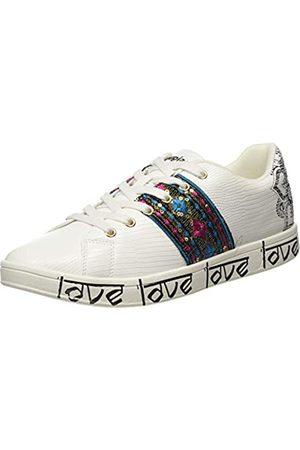 Desigual Shoes Cosmic Exotic Ind, Zapatillas para Mujer, ( 1000)