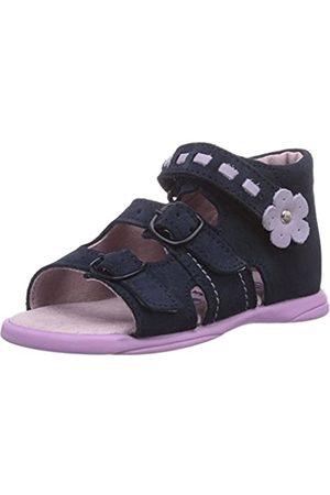 Däumling Benny - Zapatos Primeros Pasos de Cuero para niña, Color