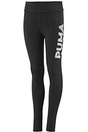 Puma Modern Sports Lgg G Mallas Deporte, Niñas, Black White