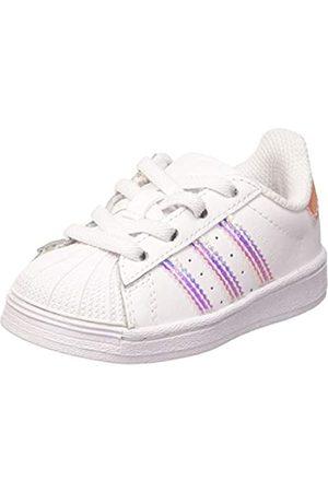 adidas Superstar El I, Zapatillas de Gimnasio Unisex Niños