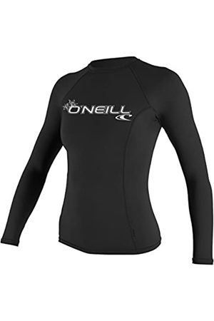 O'Neill O 'Neill Wetsuits Mujer Protección UV WMS Basic MusicSkins L/S Crew Talla:Extra-Small
