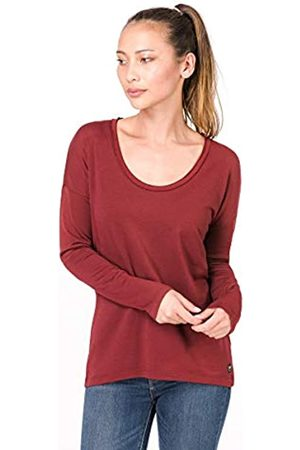 Supernatural Super. Natural W City Over Merino Camiseta de, Mujer, SNW011700