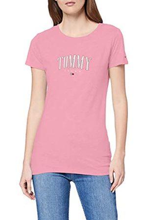Tommy Hilfiger Tjw Tommy Script tee Camiseta de Manga Corta