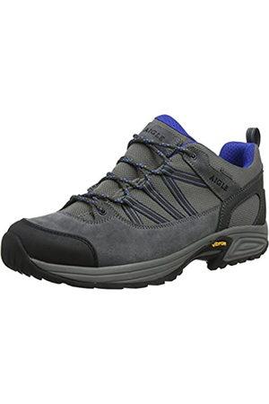 Aigle Mooven Gore-Tex, Zapatos de Low Rise Senderismo para Hombre, (Midgrey/Capri)