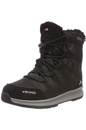 Viking Flinga GTX, Zapatillas Altas para Niñas